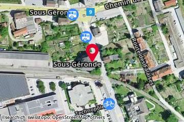 Rte de Sous-Géronde 42, 3960 Sierre