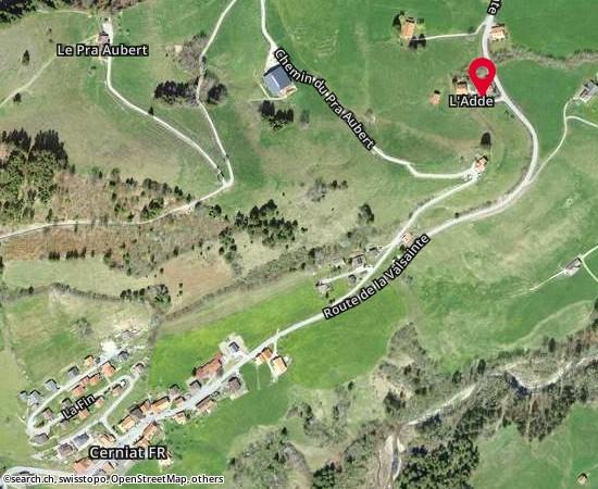 1654 Cerniat route de la Valsainte 53 53