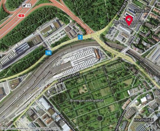 3012 Bern Fabrikstrasse 8