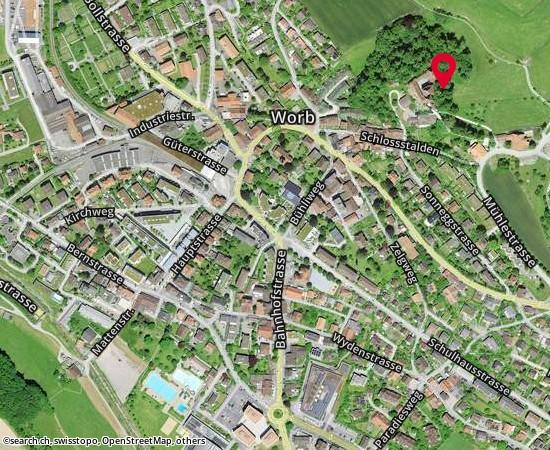 3076 Worb Schloss