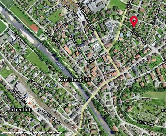 3422 Kirchberg BE Hofstattweg 6