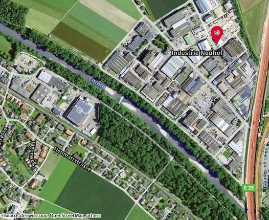 3422 Kirchberg BE Industrie Neuhof 40