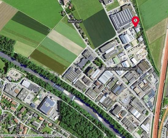 3422 Kirchberg Industrie Neuhof 60