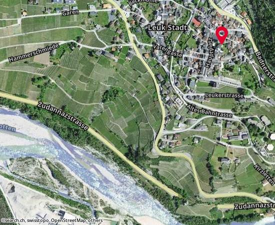 3953 Leuk-Stadt Schlosspark 18