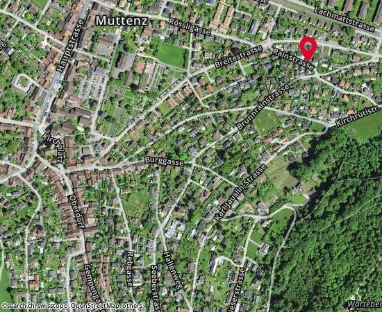 4132 Muttenz Rainstrasse 5