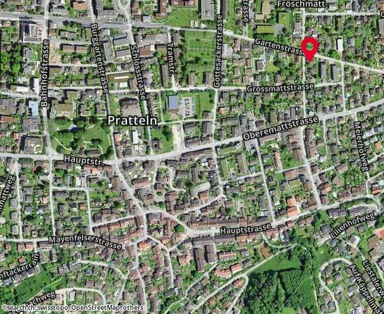 4133 Pratteln Gartenstrasse 18
