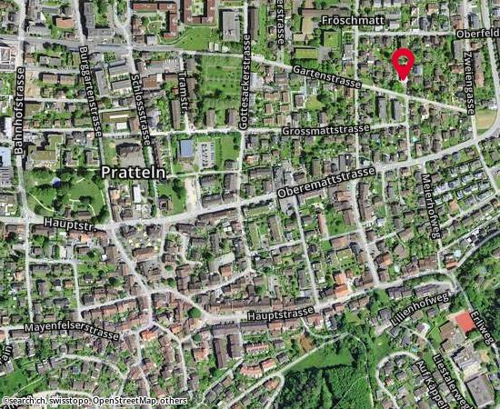 4133 Pratteln Gartenstrasse 25