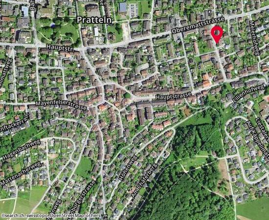4133 Pratteln Hauptstrasse 90