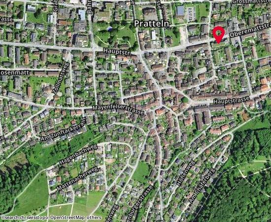4133 Pratteln Oberemattstrasse 28