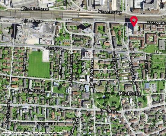 4133 Pratteln Schlossstrasse 1