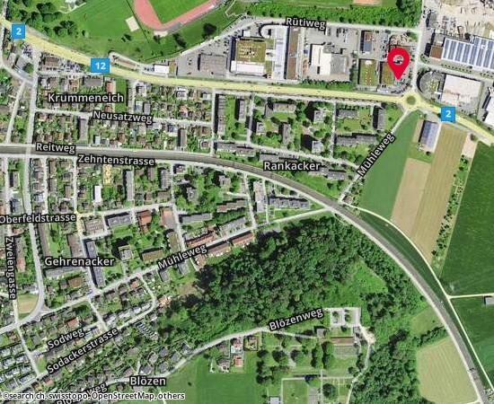 4133 Pratteln Wannenweg 1