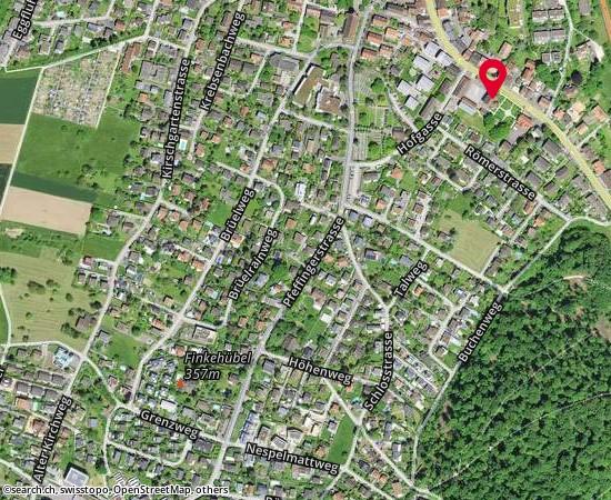 4147 Aesch BL Hauptstrasse 23