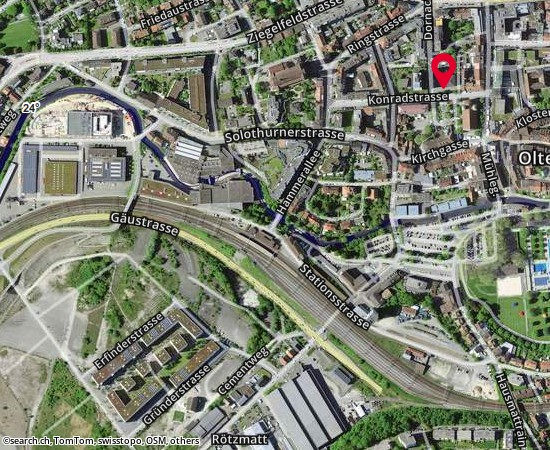 4600 Olten Munzingerplatz 10