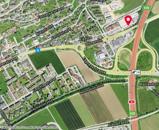 4622 Egerkingen Lindenhagstrasse 3