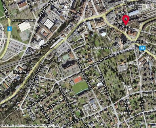 5001 Aarau Bachstrasse 15