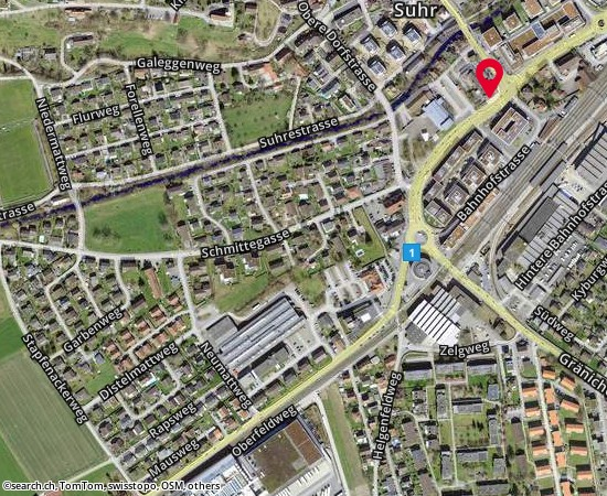 5034 Suhr Bernstrasse West 56
