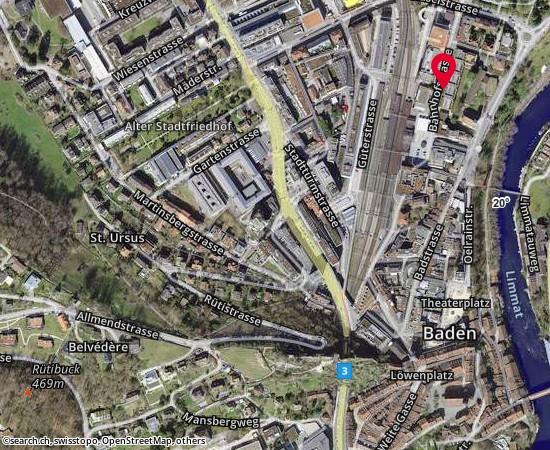 5400 Baden Bahnhofstrasse 40