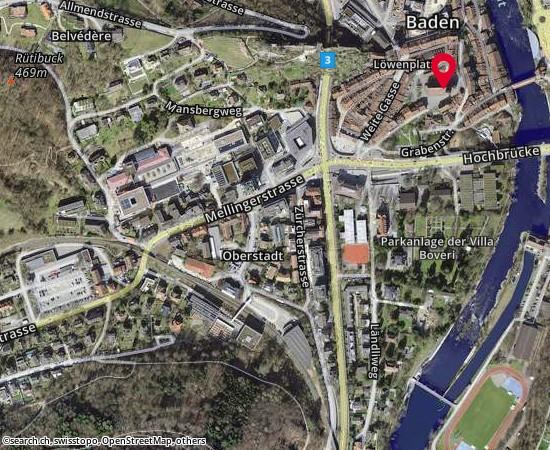 5400 Baden Thearteplatz 1