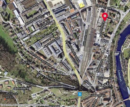 5401 Baden Bahnhofstrasse 42