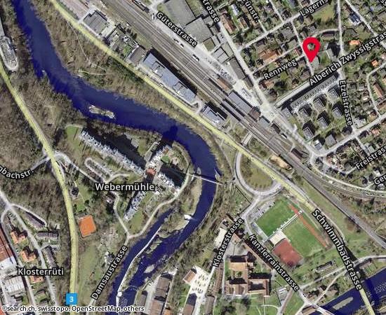 5430 Wettingen Alberich Zwyssigstrasse 7
