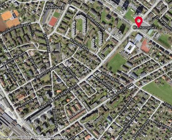 5430 Wettingen Alberich Zwyssigstrasse 76