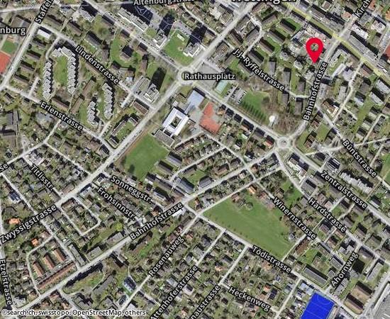 5430 Wettingen Bahnhofstrasse 105