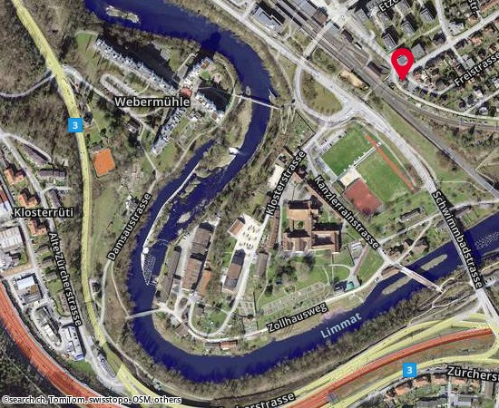 5430 Wettingen Bahnhofstrasse 2