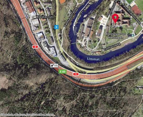 5430 Wettingen Klosterstrasse 11