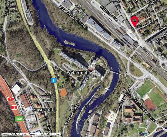 5430 Wettingen Seminarstrasse 97