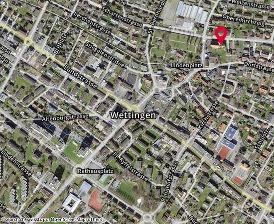 5430 Ref. Kirchgemeindehaus Wettingen