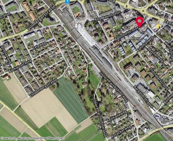 5610 Wohlen Bahnhofstrasse 5
