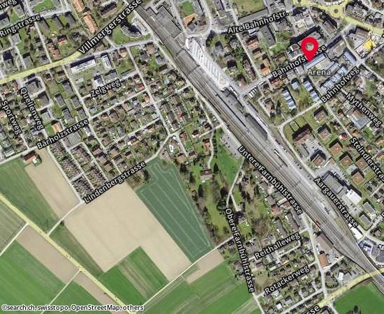 5610 Wohlen Bahnhofstrasse 9