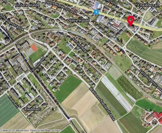 5610 Wohlen Bremgarterstrasse 54