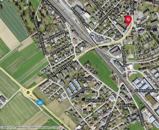 5610 Wohlen Friedhofstrasse 10