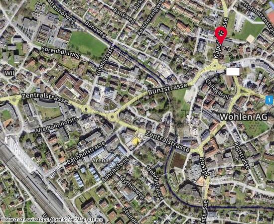 5610 Wohlen Kapellstrasse 4