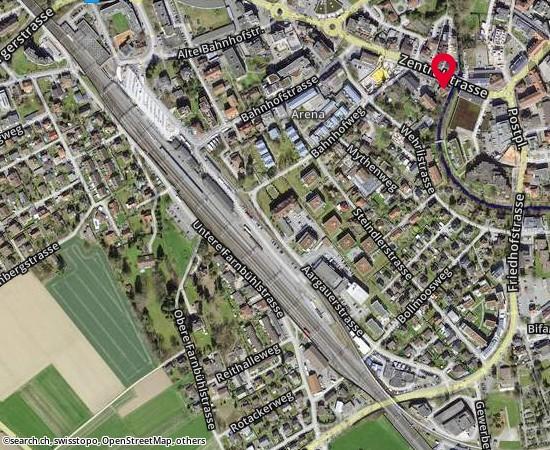 5610 Wohlen Zentralstrasse 29