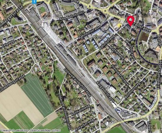 5610 Wohlen Zentralstrasse 39