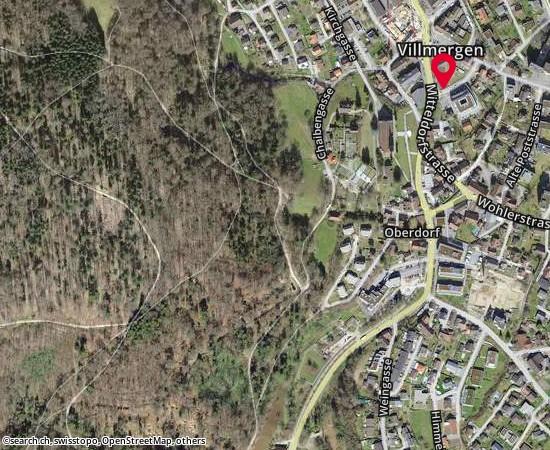 5612 Villmergen Alte Bahnhofstrasse 1