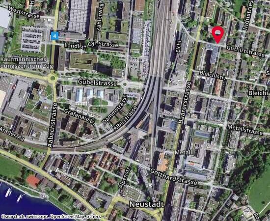 6300 Zug Guthirtstrasse 1