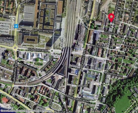 6300 Zug Industriestrasse 31