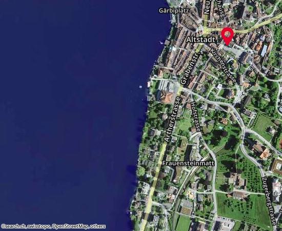 6300 Zug St. Oswalds-Gasse 3