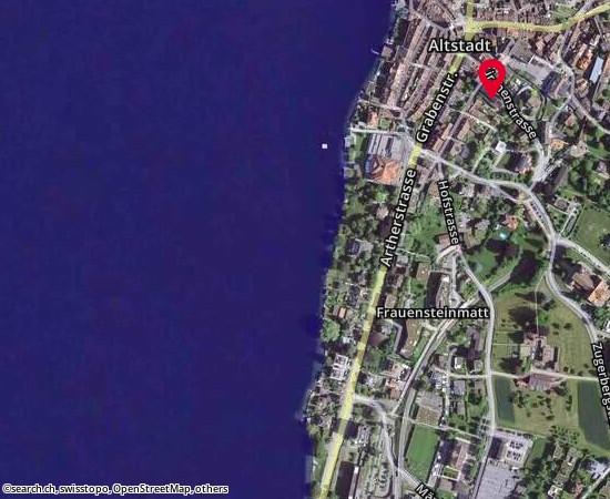 6300 Zug Stadthaus am Kolinplatz 15