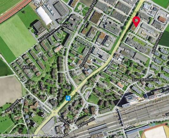 6343 Rotkreuz Birkenstrasse 47
