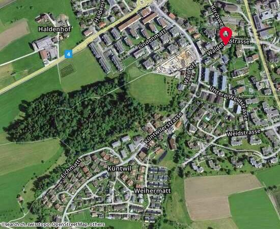 6343 Rotkreuz Waldetenstrasse 15a