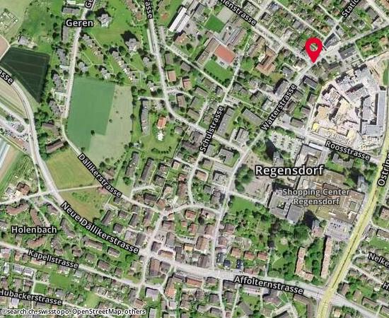 8105 Regensdorf Watterstrasse