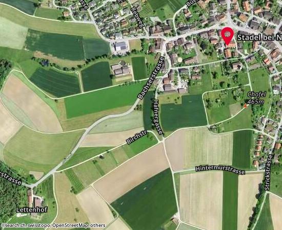 8174 Stadel b. Niederglatt Chofelstrasse 2