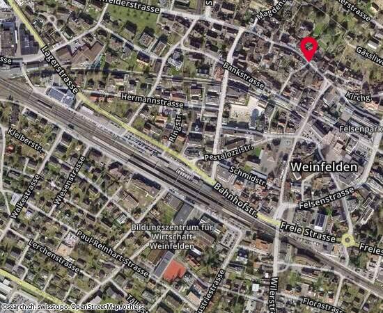 8570 Weinfelden Frauenfelderstrasse 8