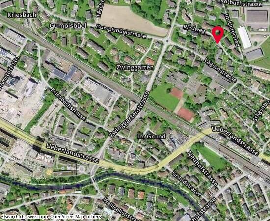 8600 Rotbuchstrasse 2 / Riedweg 1-5