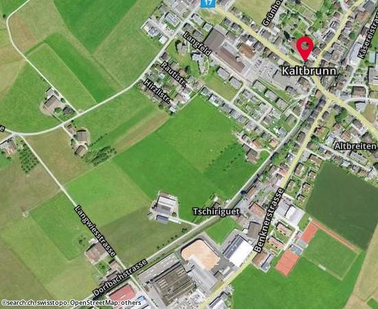 8722 Kaltbrunn Dorfstrasse 5