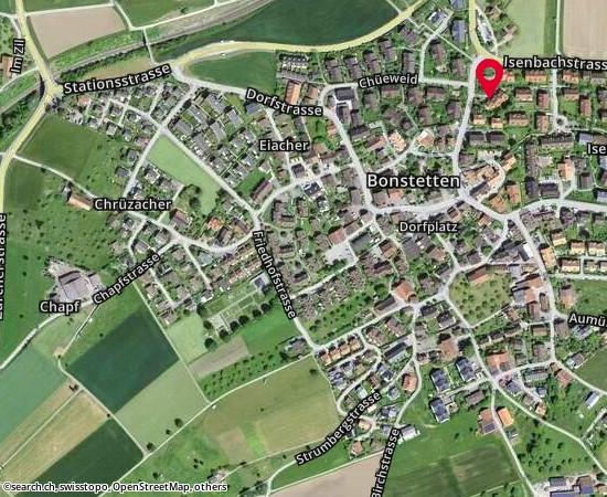 8906 Bonstetten Alte Stationsstrasse 14